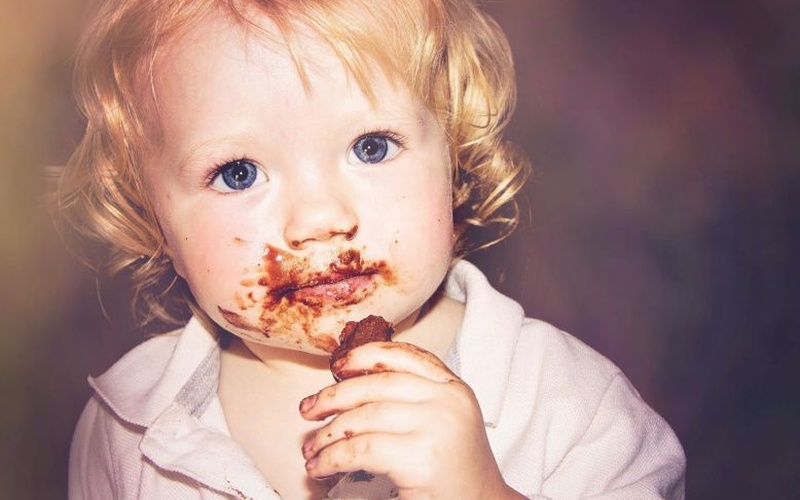 Sweets cause hyperactivity in children