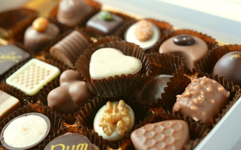 Chocolate for children