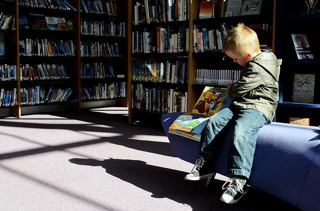 Reading builds imagination