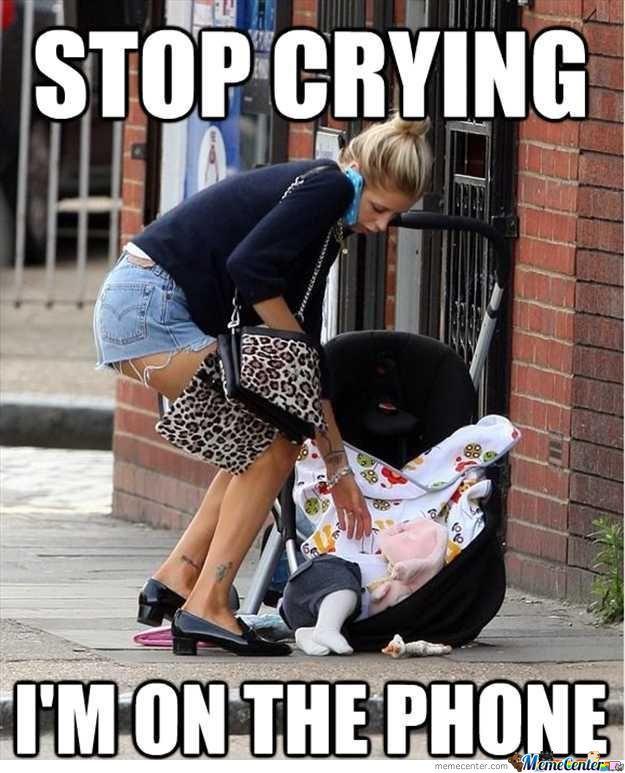 Phone mom